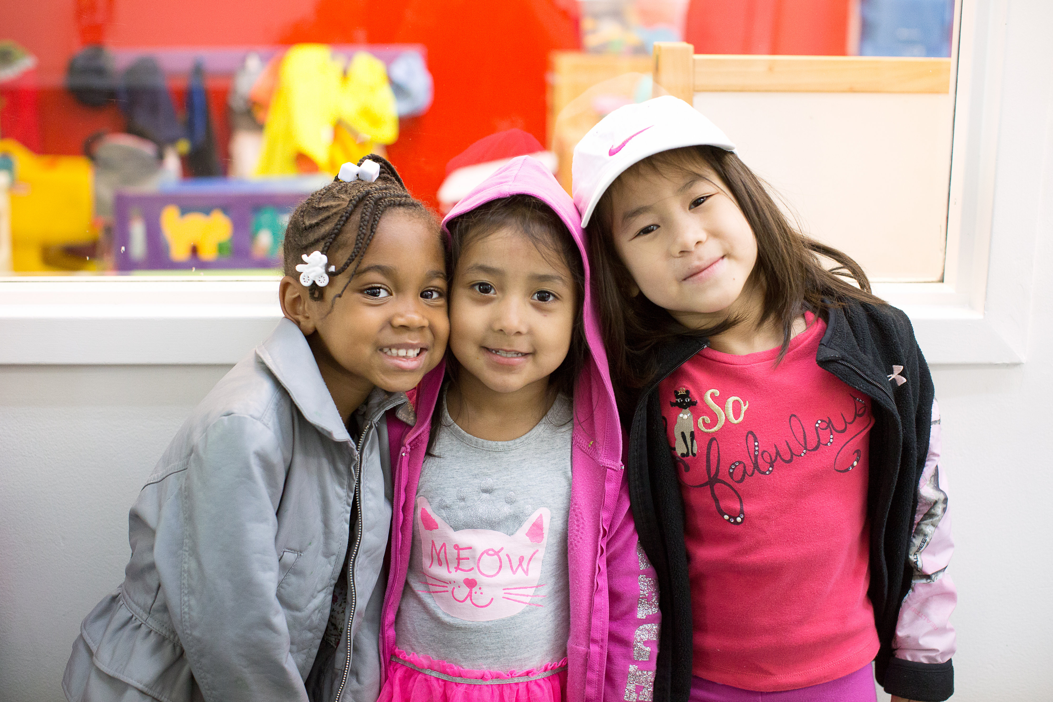 we value every child at capital kids preschool in alexandria